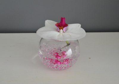 Petit vase boule