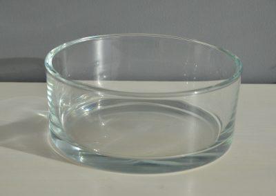 Vase  rond : 3 €