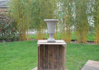 """Vase """"coupe Médicis"""""""