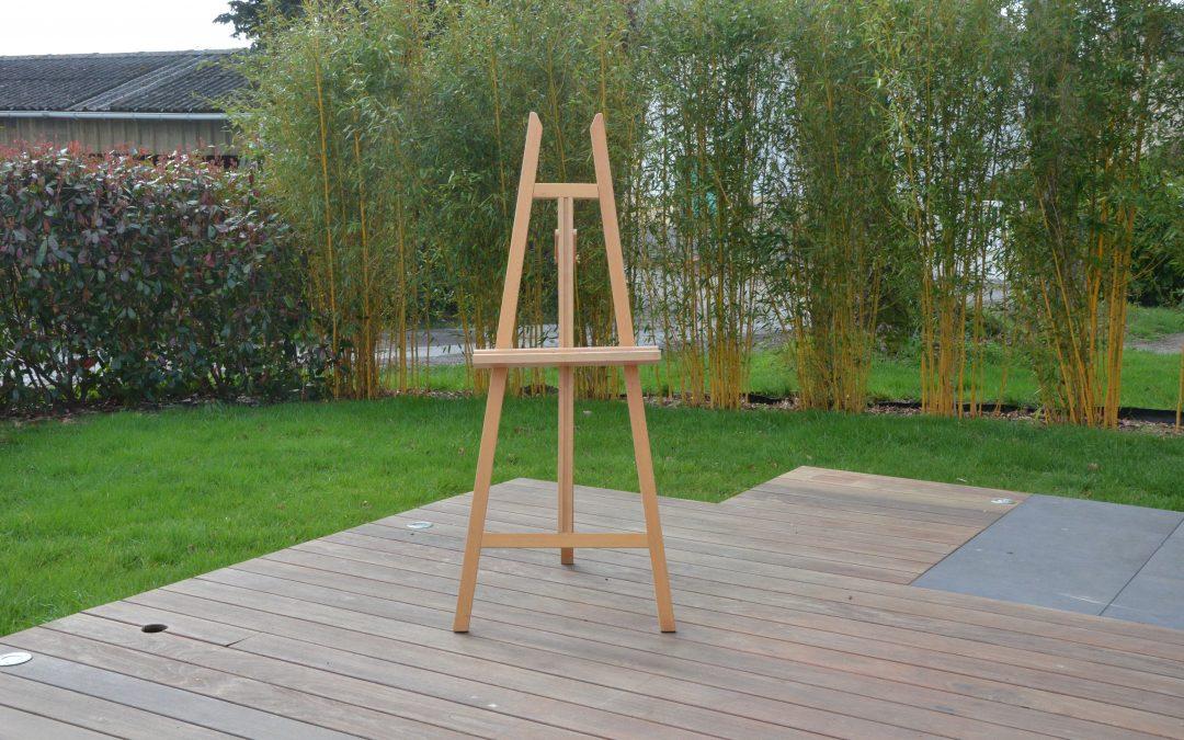 location chevalet en bois : 7€