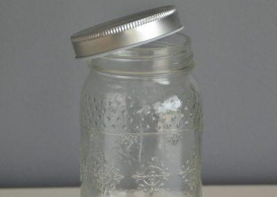Location bocal vase vintage: 1.50€ TTC