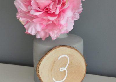 Mini rondin bois : 0.50 €