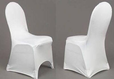 Housse de chaise : 2.20 €