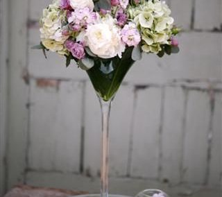 Location vase martini géant : 7 € ttc