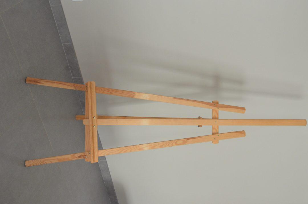 Location chevalet en bois: 7€