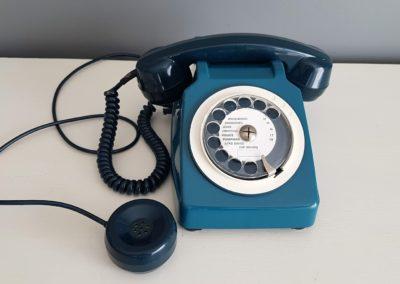 Location téléphone vintage: 5 €